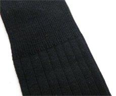 画像4: Riprap HALISON Nz MERINO LONG HOSE SOCKS color : BLACK size FREE (25~27cm) (4)