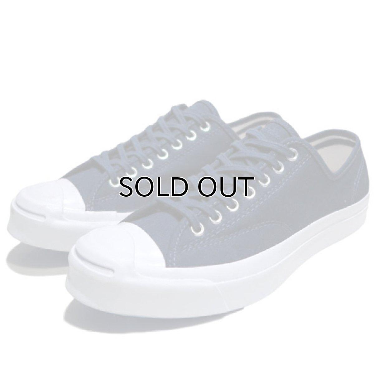 """画像1: NEW Converse """"Jack Purcell Signature"""" Low-Cut Canvas Sneaker Navy size 8 (1)"""