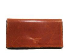 """画像3: """"JUTTA NEUMANN"""" Leather Wallet """"the Waiter's Wallet""""  color : Caramel / Yellow (3)"""