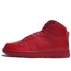 "画像4: NEW NIKE ""Big Nike High"" Leather Sneaker Red size 8.5 (4)"