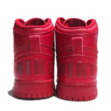 "画像3: NEW NIKE ""Big Nike High"" Leather Sneaker Red size 8.5 (3)"
