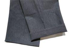 """画像5: BEN DAVIS  """"THE GORILLA CUT"""" Wide Work Pants HEATHER GREY size w 30 / w 32 (5)"""