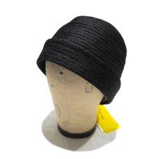 """画像2: Riprap """"BLADE WATCH CAP"""" -made in JAPAN- color : BLACK size : M (59cm) (2)"""