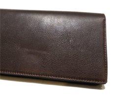 """画像9: """"JUTTA NEUMANN"""" Leather Wallet """"the Waiter's Wallet""""  color : Brown / Turquoise 長財布 (9)"""