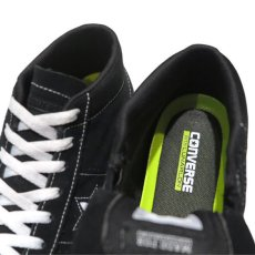 "画像7: NEW CONVERSE ""ONE STAR MID"" Suede Skate Shoes BLACK size US 11 (7)"