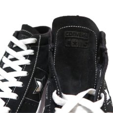 "画像6: NEW CONVERSE ""ONE STAR MID"" Suede Skate Shoes BLACK size US 11 (6)"