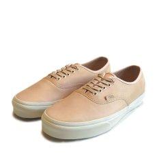 """画像2: NEW VANS """"AUTHENTIC"""" Leather Sneaker VEGGIE TAN size 10 (2)"""