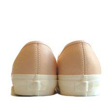 """画像5: NEW VANS """"AUTHENTIC"""" Leather Sneaker VEGGIE TAN size 10 (5)"""