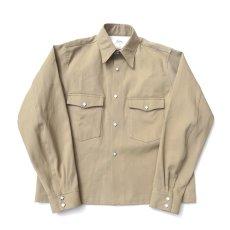 """画像3: Riprap """"Long Point Short Length Western Shirts"""" color :KHAKI (3)"""