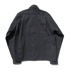 """画像4: Riprap """"Long Point Short Length Western Shirts"""" the poem exclusive color : TYPE BLACK (4)"""