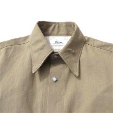 """画像5: Riprap """"Long Point Short Length Western Shirts"""" color :KHAKI (5)"""