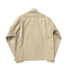 """画像4: Riprap """"Long Point Short Length Western Shirts"""" color :KHAKI (4)"""