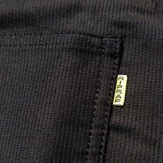 "画像10: Riprap ""Deck Pique 5-Pockets Pants"" color : BLACK (10)"