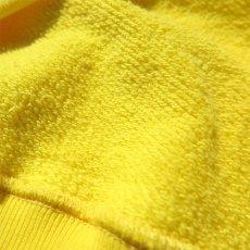 """画像8: Riprap """"Super Soft Loopwheel Switching Crew Sweat Shirts """"  color : LEMON/BLACK (8)"""