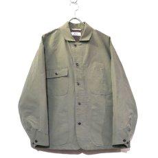 """画像2: Riprap """"C/N Grosgrain Chore Coat"""" color : MOSS (2)"""