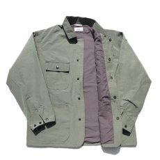 """画像7: Riprap """"C/N Grosgrain Chore Coat"""" color : MOSS (7)"""