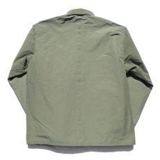 """画像4: Riprap """"C/N Grosgrain Chore Coat"""" color : MOSS (4)"""