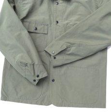 """画像6: Riprap """"C/N Grosgrain Chore Coat"""" color : MOSS (6)"""