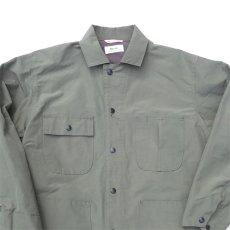"""画像5: Riprap """"C/N Grosgrain Chore Coat"""" color : MOSS (5)"""