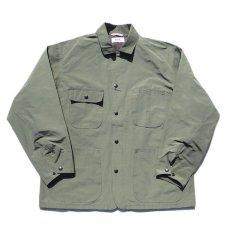 """画像3: Riprap """"C/N Grosgrain Chore Coat"""" color : MOSS (3)"""