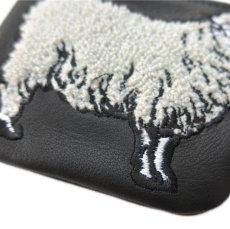 """画像5: Riprap """"Sheep Coin Purse"""" color : BLACK size FREE (one size) (5)"""