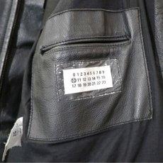 """画像5: 2000's """"Maison Martin Margiela 10"""" Motorcycle Leather Jacket size 52 (5)"""