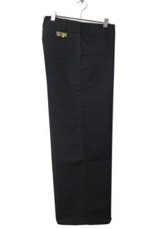 "画像1: BEN DAVIS  ""THE GORILLA CUT"" Wide Work Pants BLACK size w 30 / w 32 (1)"