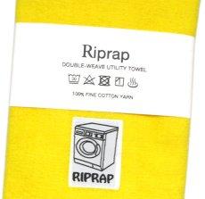 """画像3: Riprap """"Double-Weave Utility Towel"""" color : POLLEN ONE SIZE (3)"""
