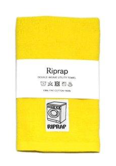 """画像1: Riprap """"Double-Weave Utility Towel"""" color : POLLEN ONE SIZE (1)"""