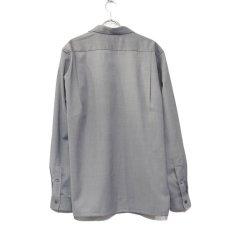 """画像3: Riprap """"W/S Tropical Semi Open Collar Shirts"""" color : MOONROCK (3)"""