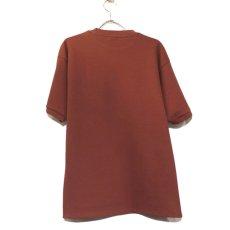 """画像3: Riprap """"Crew Neck Pocket Polo Shirts""""  color : RUST size MEDIUM (3)"""