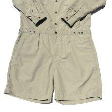 """画像7: Riprap """"Tropical Summer Suits""""  color : SAND BEIGE size : MEDIUM, LARGE (7)"""
