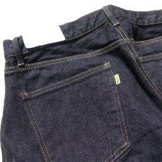 """画像5: Riprap """"Twisted Crease Jeans"""" -RELAXED FIT- color : INDIGO size W30~34INCH (S~L) (5)"""