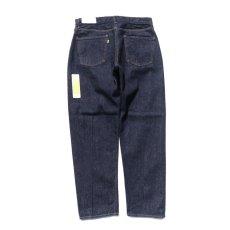 """画像3: Riprap """"Twisted Crease Jeans"""" -RELAXED FIT- color : INDIGO size W30~34INCH (S~L) (3)"""
