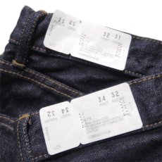 """画像7: Riprap """"Twisted Crease Jeans"""" -RELAXED FIT- color : INDIGO size W30~34INCH (S~L) (7)"""