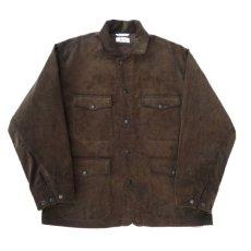 """画像4: Riprap """"Corduroy Hunting Coat"""" color : BROWN size LARGE (4)"""