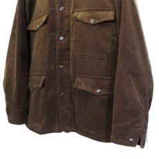 """画像6: Riprap """"Corduroy Hunting Coat"""" color : BROWN size LARGE (6)"""