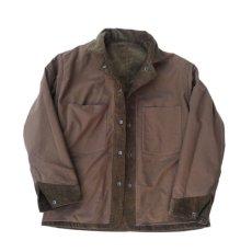"""画像8: Riprap """"Corduroy Hunting Coat"""" color : BROWN size LARGE (8)"""
