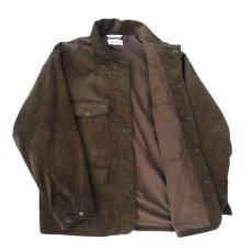 """画像7: Riprap """"Corduroy Hunting Coat"""" color : BROWN size LARGE (7)"""