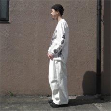 画像13: 1990's U.S. ARMY Snow Camouflage Over Trousers  -DEAD STOCK-  WHITE size MEDIUM-SHORT (13)