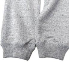 """画像8: Riprap -Super Soft Loopwheel- """"Inside Trousers""""  color : HEATHER GRAY size SMALL, MEDIUM, LARGE (8)"""