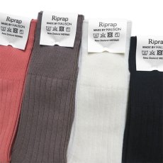 "画像4: Riprap ""Nz Merino Three Quarter Socks"" size MEN'S FREE (25~27cm) (4)"