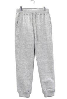 """画像1: Riprap -Super Soft Loopwheel- """"Inside Trousers""""  color : HEATHER GRAY size SMALL, MEDIUM, LARGE (1)"""