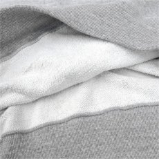 "画像9: Riprap -Super Soft Loopwheel- ""Harf-Reverse Sweat Hoodie""  color : HEATHER GRAY size MEDIUM, LARGE, X-LARGE (9)"
