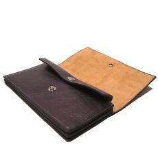"""画像5: """"JUTTA NEUMANN"""" Leather Wallet """"Waiter's Wallet"""" -長財布- color : Purple / Light Brown  (5)"""
