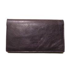 """画像2: """"JUTTA NEUMANN"""" Leather Wallet """"Waiter's Wallet"""" -長財布- color : Purple / Light Brown  (2)"""