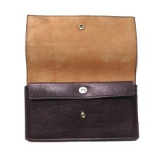 """画像4: """"JUTTA NEUMANN"""" Leather Wallet """"Waiter's Wallet"""" -長財布- color : Purple / Light Brown  (4)"""