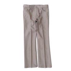 """画像4: Wrangler """"WRANCHER DRESS JEANS""""  Boot Cut Pants BEIGE (4)"""