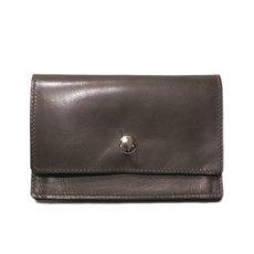 """画像1: """"JUTTA NEUMANN"""" Leather Wallet """"Waiter's Wallet""""  -MEDIUM SIZE- color : Olive / Lime (1)"""