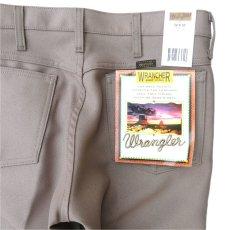 """画像8: Wrangler """"WRANCHER DRESS JEANS""""  Boot Cut Pants BEIGE (8)"""